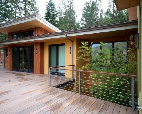 Delgado Architect Ashland Residence Whimsy