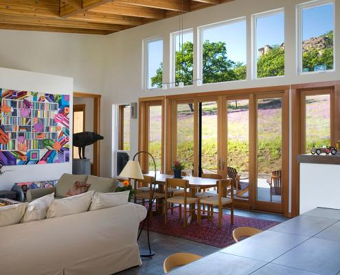 Delgado Architect Ashland Open Concept to Outdoor Living