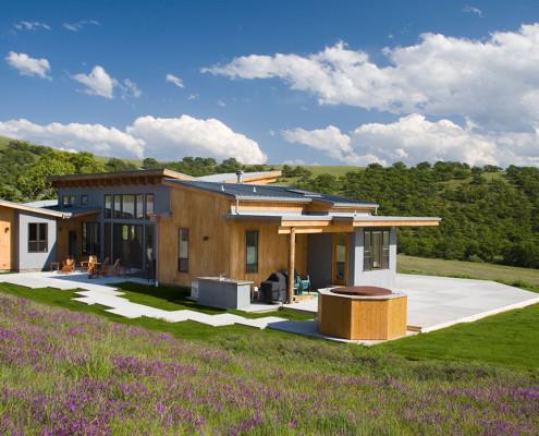 Delgado Architect Ashland Energy Efficient Home