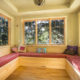 Delgado Architect Renovation Window Seating Nook