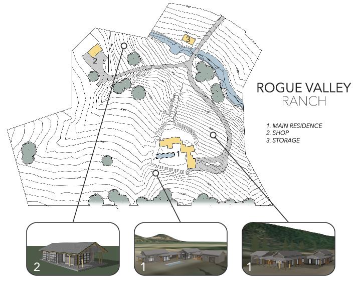 Rogue Valley Ranch – Carlos Delgado Architect