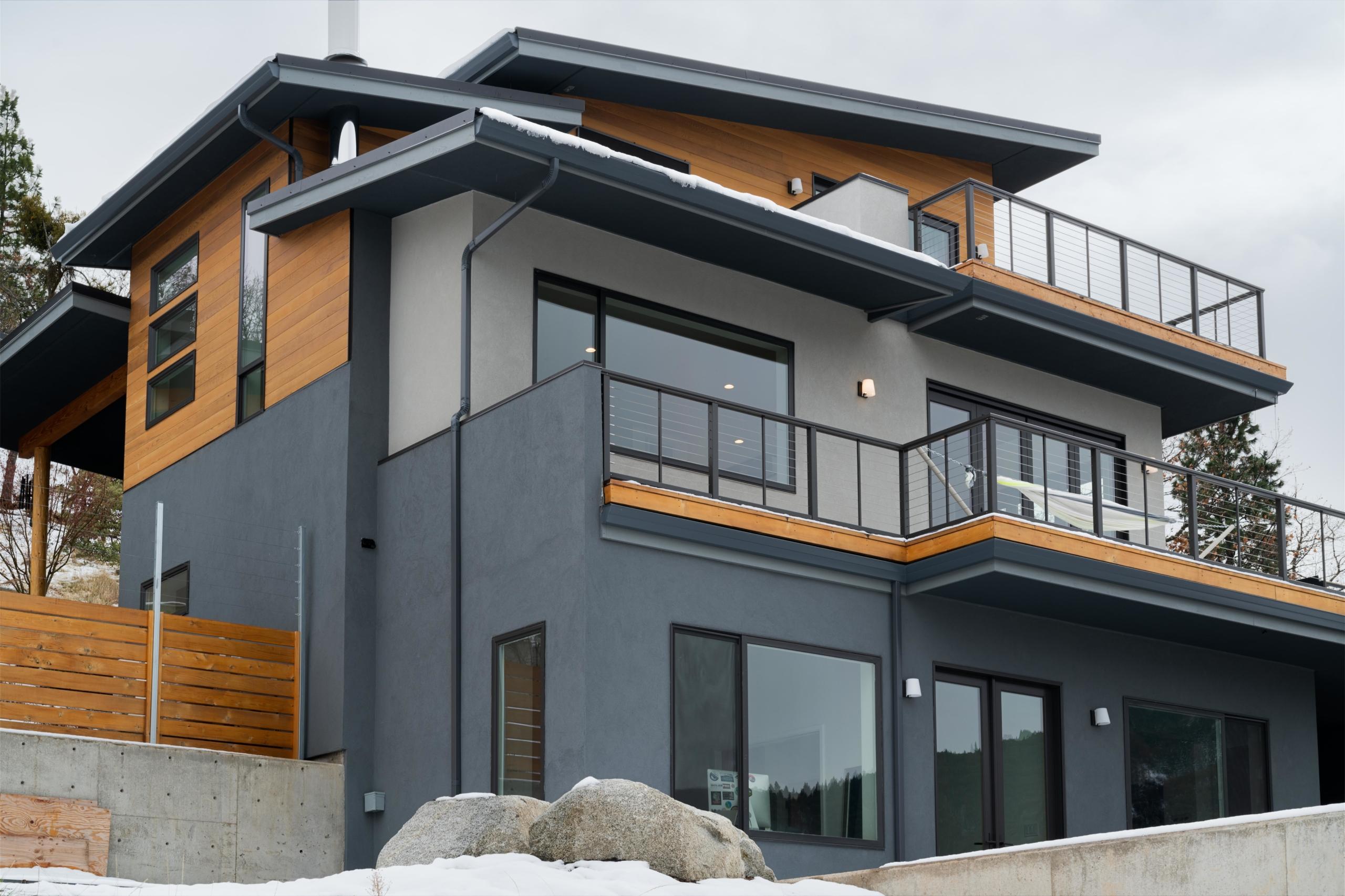 Delgado Architect Ashland Steep Slope Solution