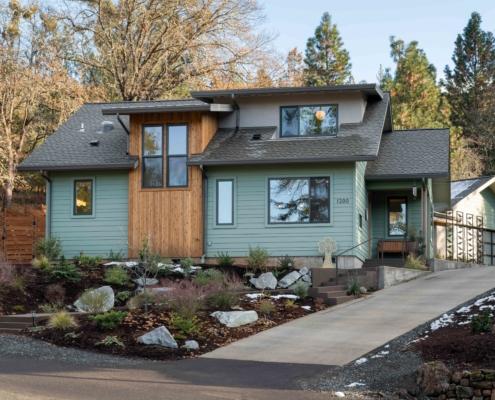 Delgado Architect Small House Unique Design