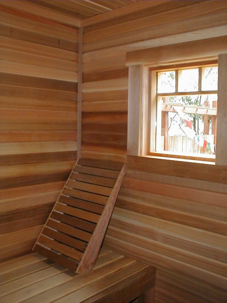 terrace sauna hut u2013 carlos delgado architect
