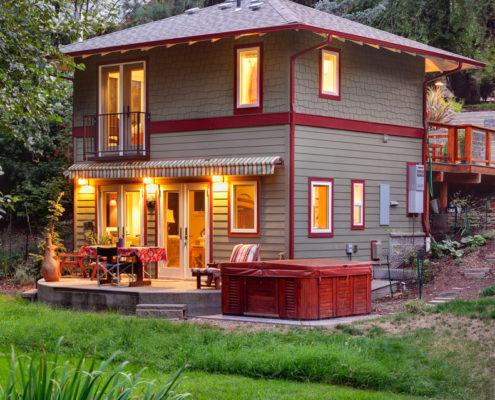 Our Small Houses Portfolio   Carlos Delgado Architect   Ashland, OR    Carlos Delgado Architect